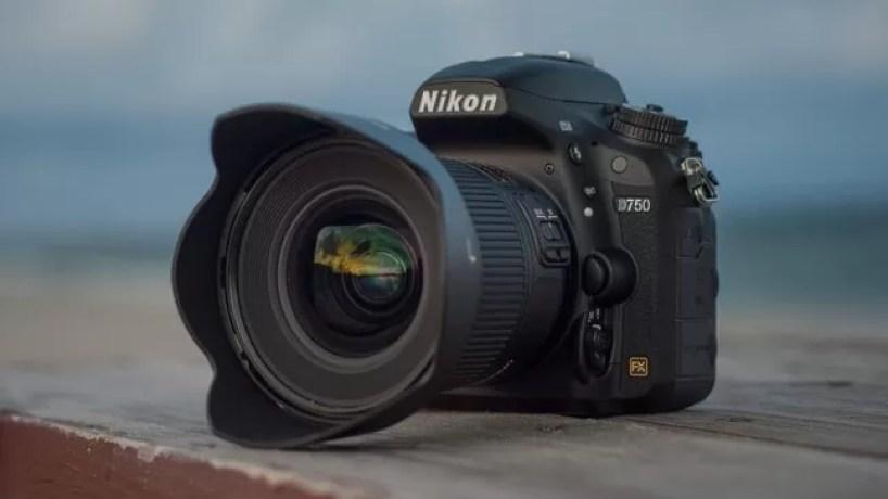 Nikon D750 - Cel mai bun aparat foto DSLR full frame Nikon ieftin