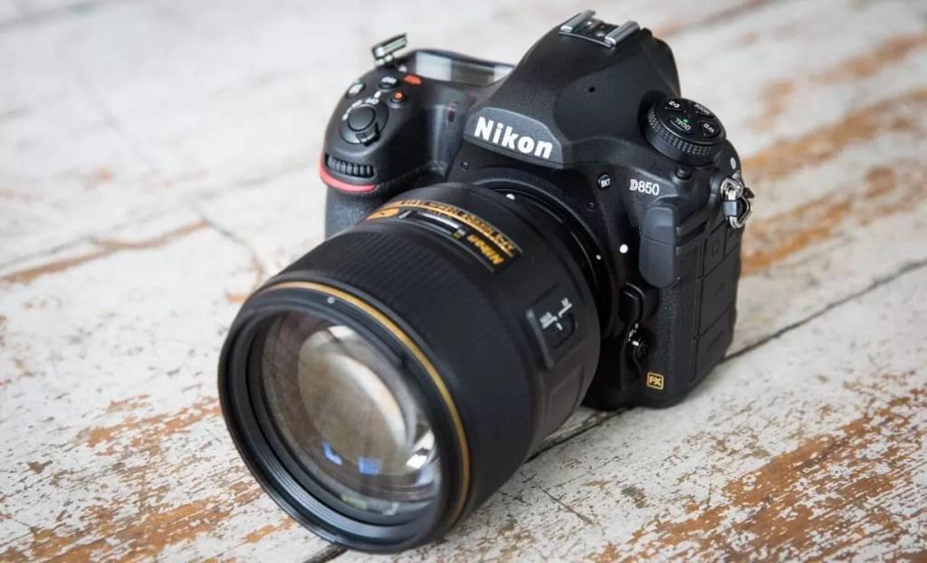 Nikon D850 - Cel mai bun aparat foto DSLR full frame Nikon pentru profesioniști