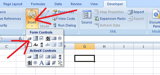 create-menu-in-excel-4