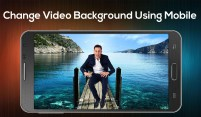How to Change Video Background Using Mobile