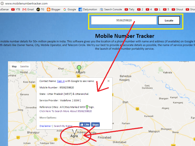 How to Trace Mobile Number Location Online (with Person's Name)