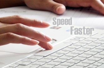 how to fast laptop speed