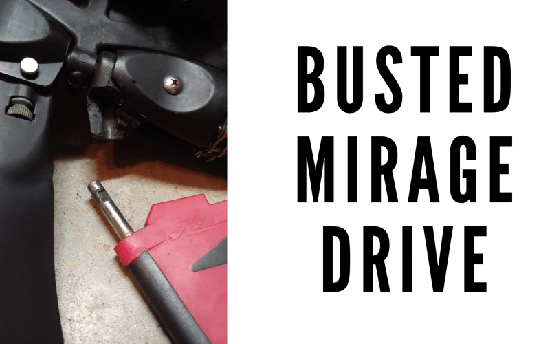 Event Tournament and Busted Mirage Drive