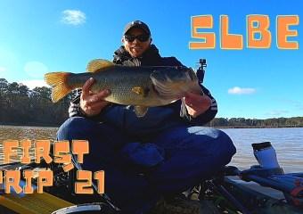 First Trip 2021 5lb Bass