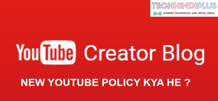 youtube policy