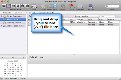 Export Outlook Contacts In Vcard Vcf Format