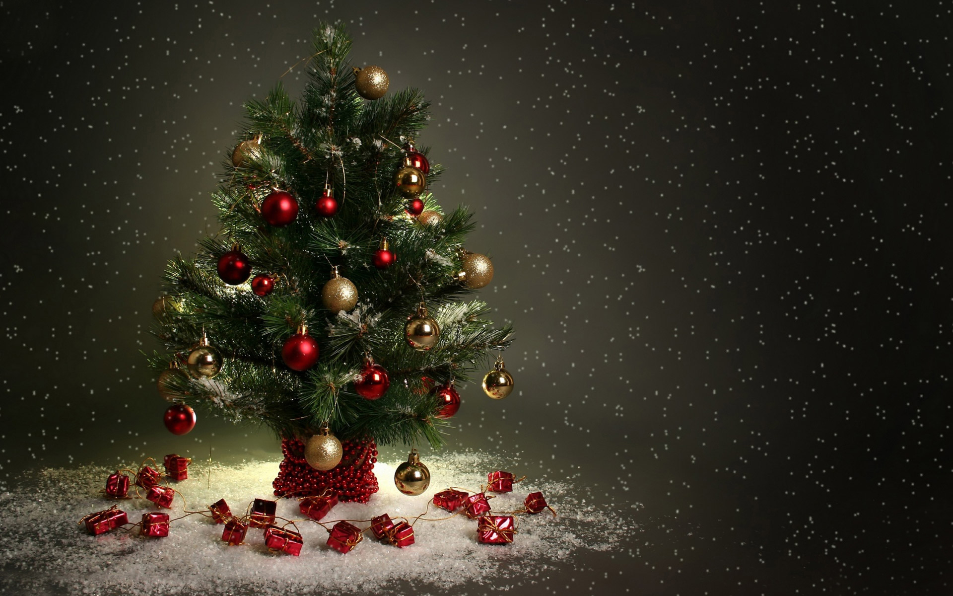 merry christmas tree wallpaper free download