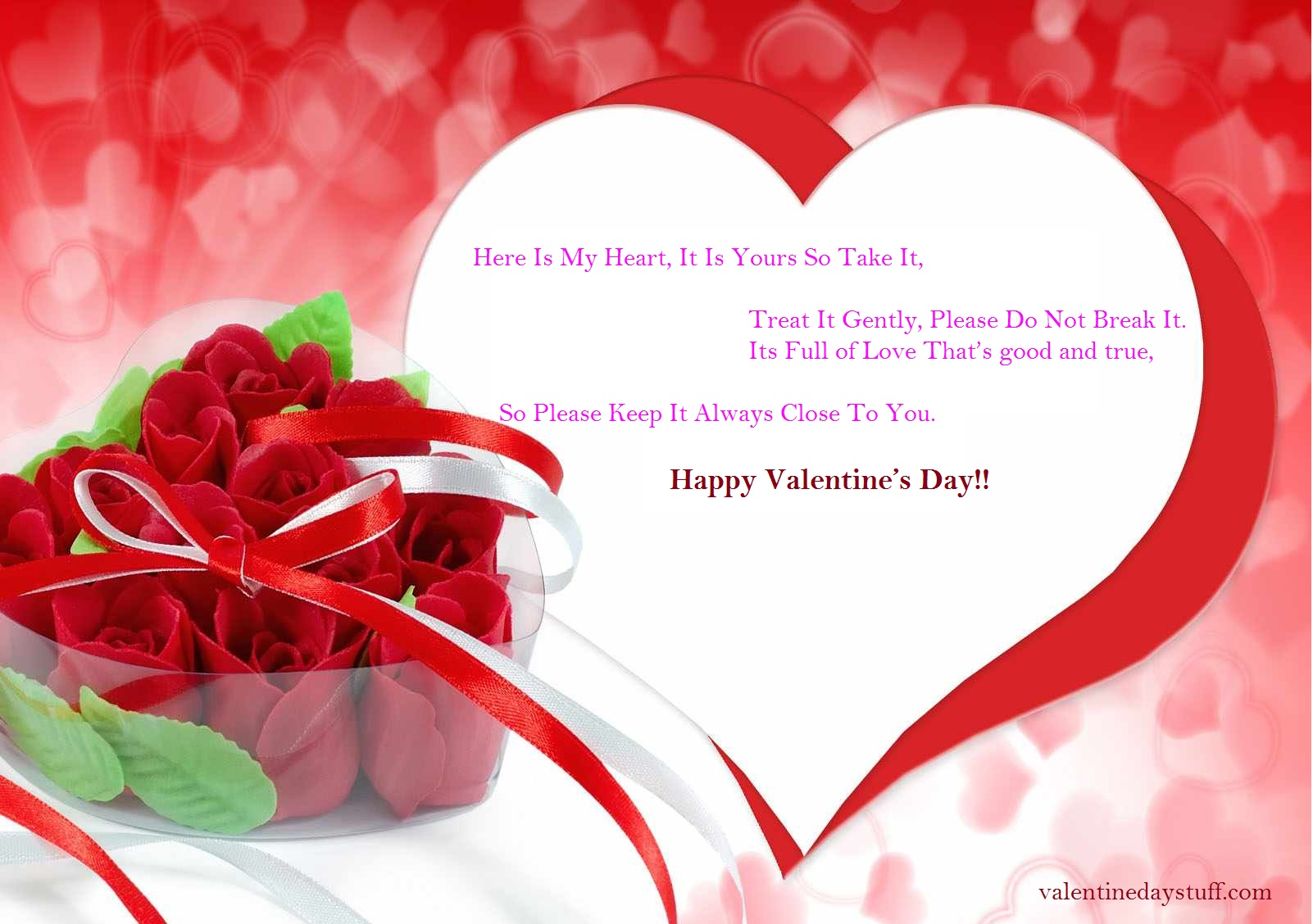 Download Valentine Day Greeting Card