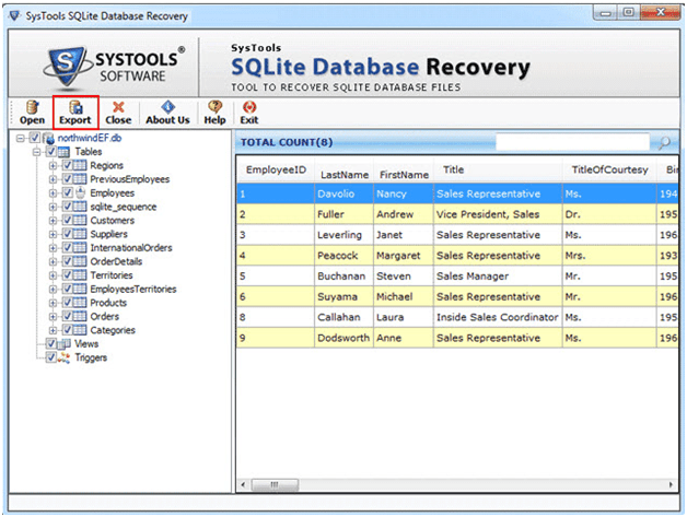 Free SQLite Viewer Product Review  Techicy