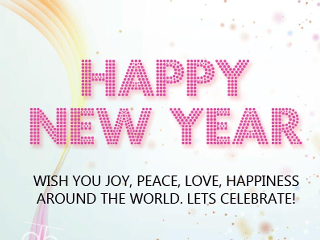 Happy New Year Wishes Messages Quotes