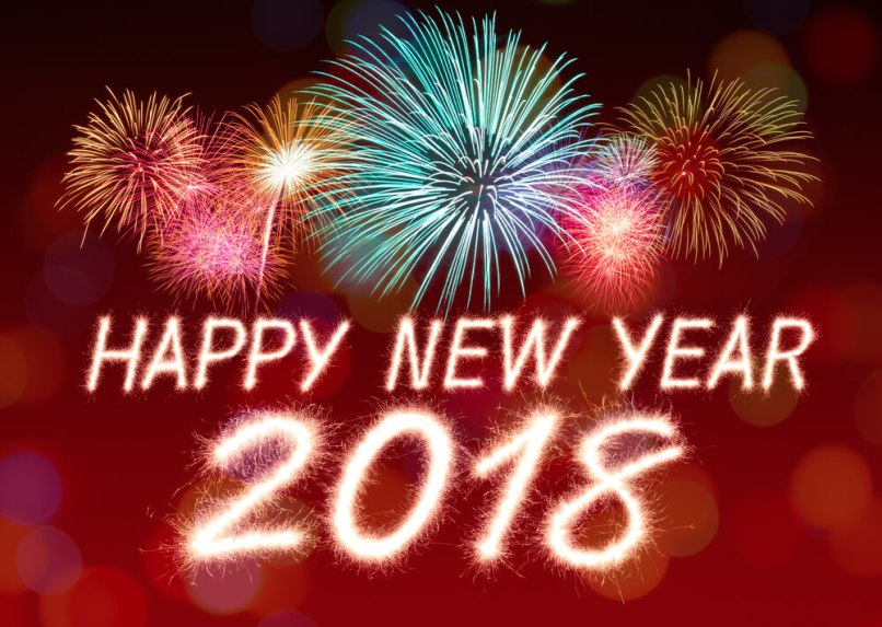 happy new year wallpapers 2018 hd images free