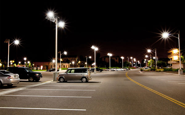 Advantages Of Solar-Parking-Lot-Lights Compared To Other Lights