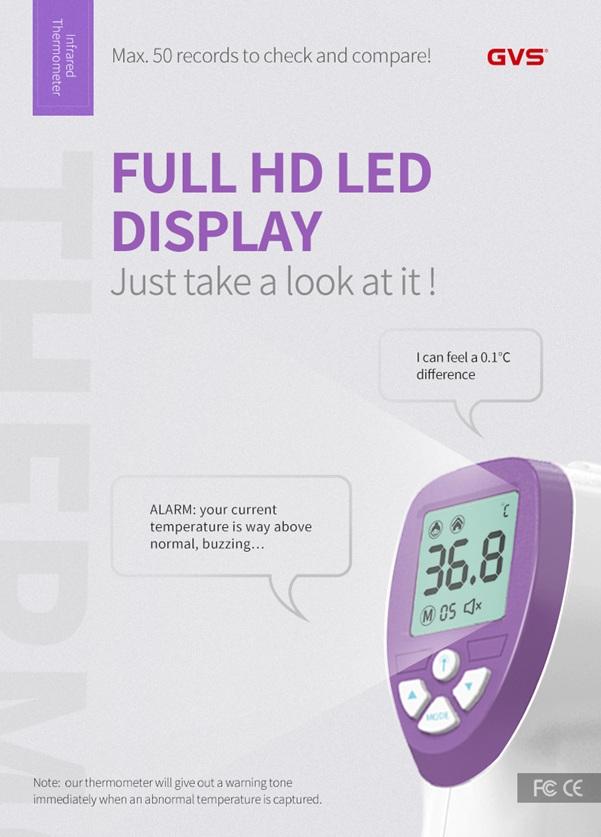 Full HD Led Display