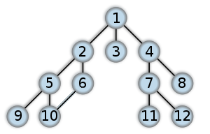 cyclic-breadth-first-tree