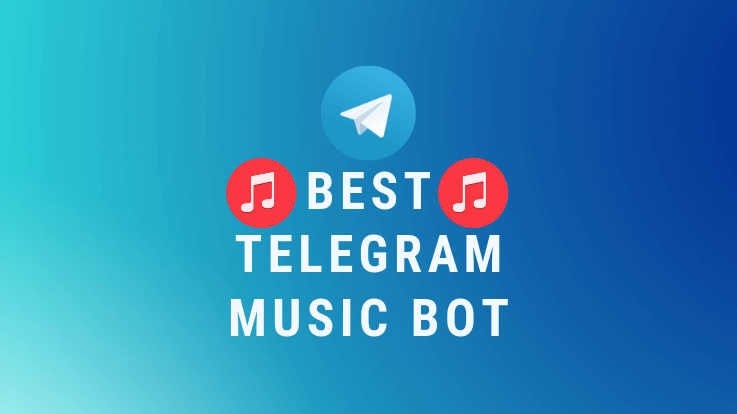 Best Telegram Music Bot