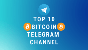 Read more about the article Top 10 Bitcoin Telegram Channel 2021