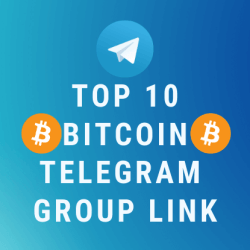 Top 10 Bitcoin Telegram Group Link 2019