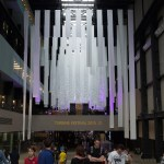 XL Video Supports Icarus Wilson-Wright Projection at Tate Turbine Festival