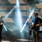 alt-J Tour U.S. with  Custom LED Solution from XL Video