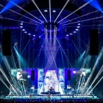 Armin Rocks Amsterdam ArenA  with Over 900 Robe Fixtures