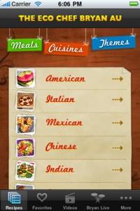 Eco Chef App