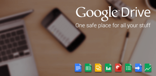 Best Office Apps for Android - Google Drive