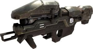 Laser Gun M6 Spartan