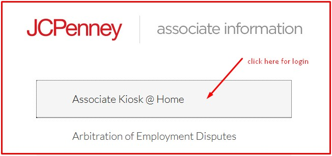 Jc Penney Associate Kiosk Login Guide Jtime Launchpad Login Jcp