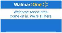 walmart associate call in hotline number