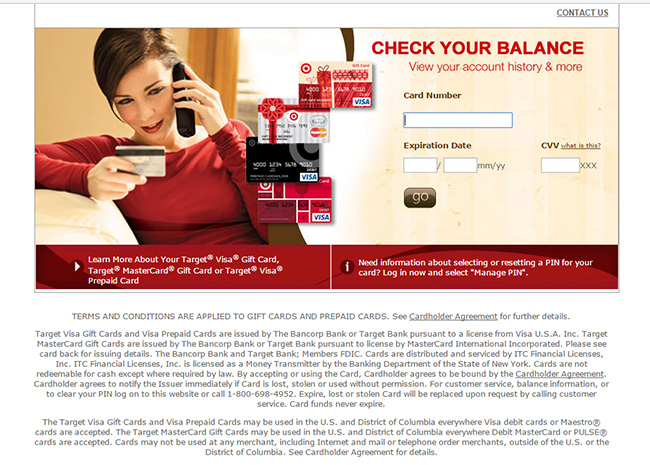 mybalancenow login