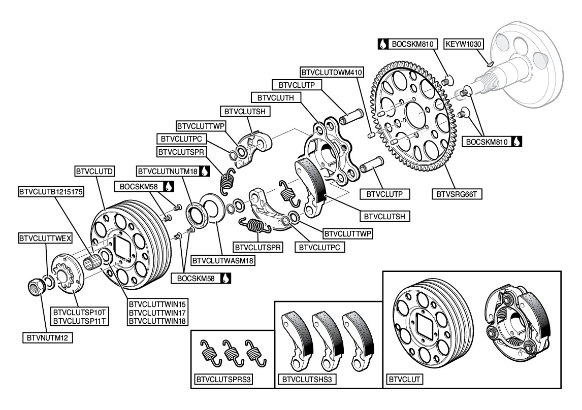 3D, Exploded, Cutaway, Technical Illustration