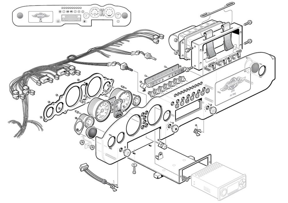 medium resolution of dashboard assembly