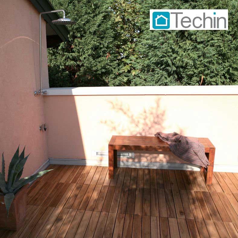 pavimenti legno rivestimenti piastrelle esterno drenante giardino