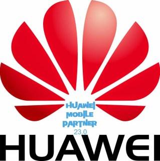 Logo Huawei Mobile Partner 23