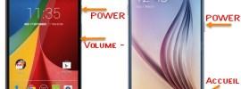 Comment capturer/enregistrer l'écran de son smartphone (Android, iOS, Windows Phone, BB10)