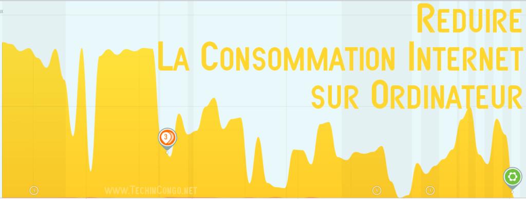Reduire Consommation data sur PC