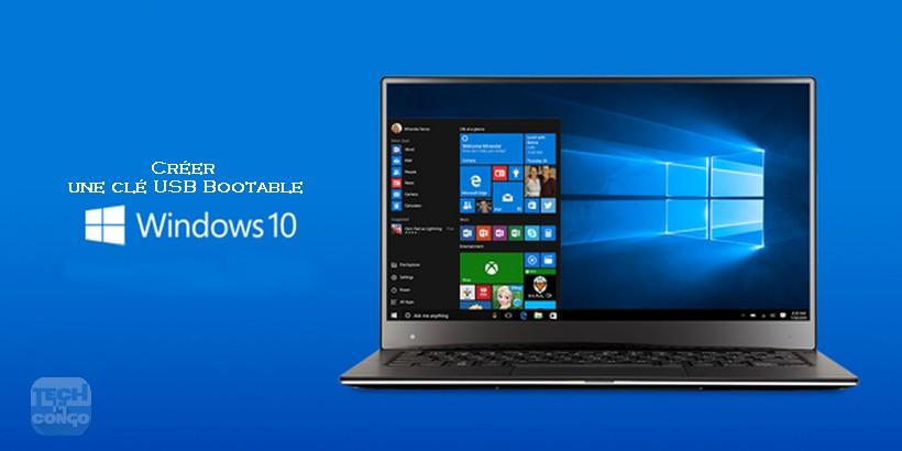 Windows 10 USB Bootable