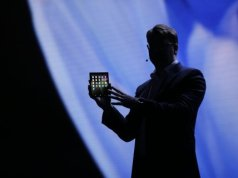 samsung Foldable Smartphone Unveiled