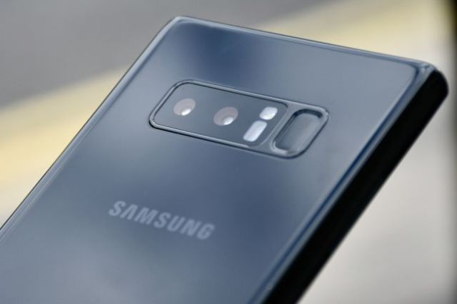 Samsung Dual Rear Camera Smartphone