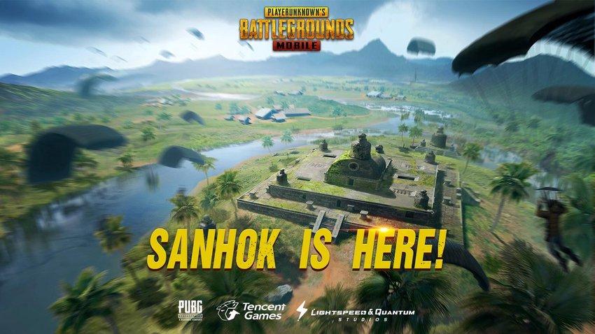 PUBG SANHOK Map Updated 0.8.0 6