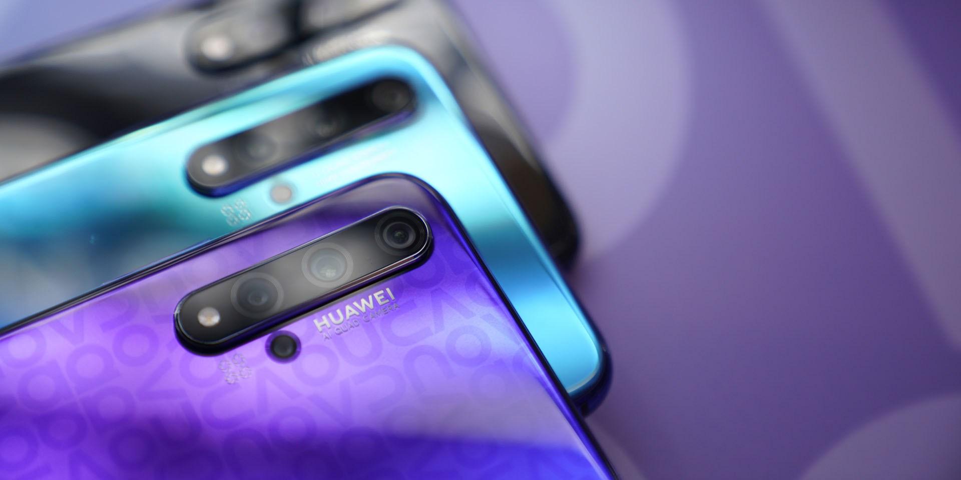 Huawei Nova 5T Launch Set for 22nd September 1