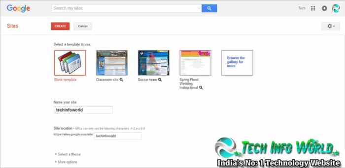 How-To-Create-Free-Website-in-google