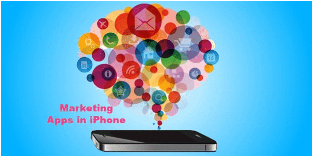 Marketing Apps iPhone
