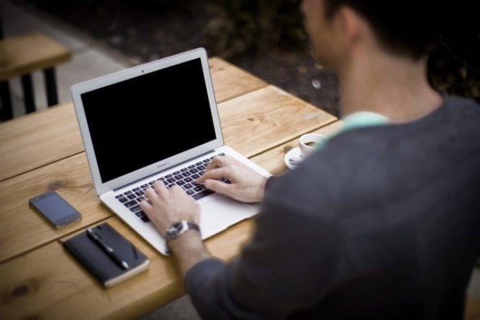 Notebook Blogging Business Blogger Office
