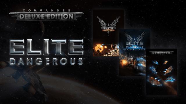 Elite Dangerous: Deluxe Edition