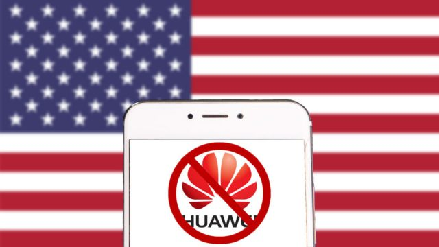 Huawei Banned in US