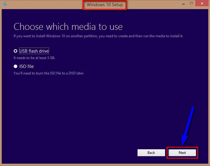 Upgrade to Windows 10 again