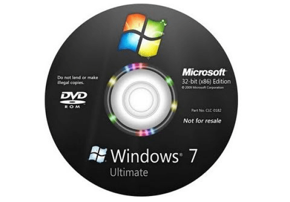 Repair Windows O.S. with installation Disk