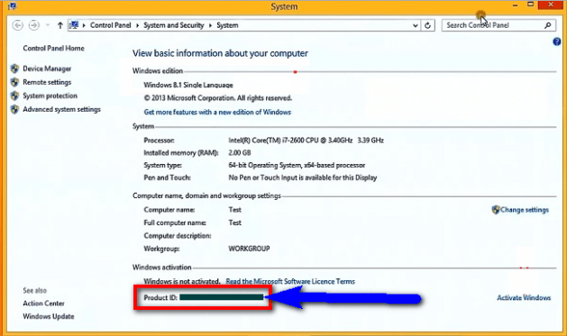 Use Registered Windows