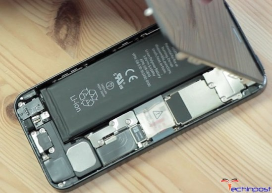 Replace your iPhone Battery